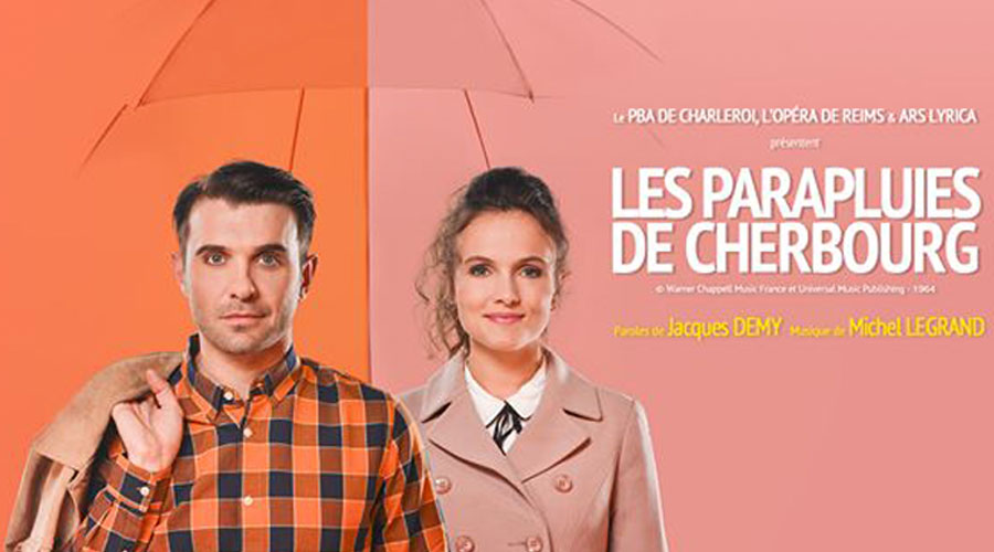 hotel ibis brest spectacle comedie musicale parapluies cherbourg